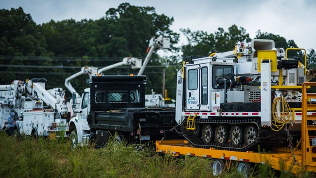 Duke Energy sending additional personnel, resources to accelerate power restoration in Puerto Rico