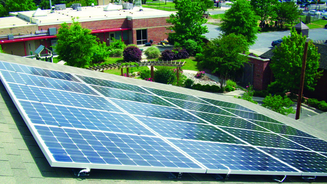 Seven N.C. schools getting a solar boost from Duke Energy