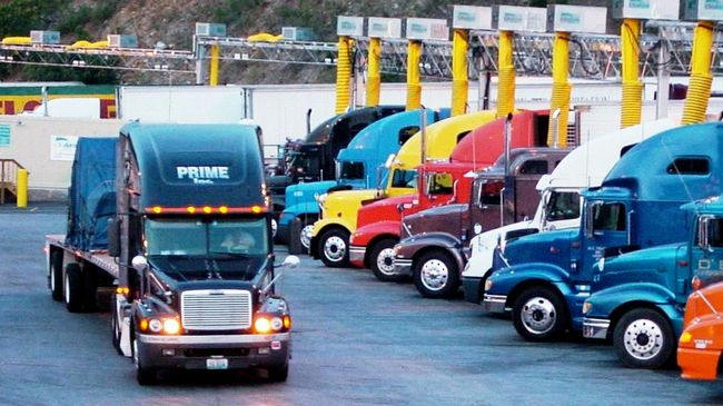 Fuel savings and improved air quality highlight Duke Energy's truck-stop effort in N.C.