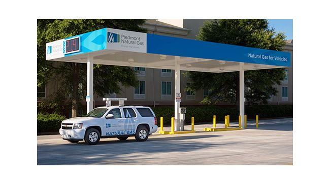 Piedmont Natural Gas hosts Spartanburg stop on cross-country natural gas vehicle road rally