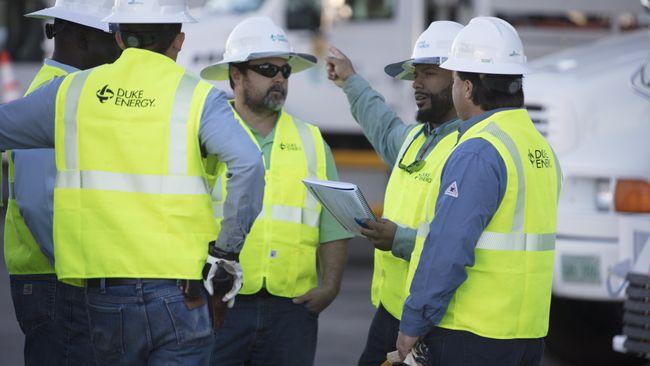Duke Energy prepares for historic Hurricane Irma in the Carolinas