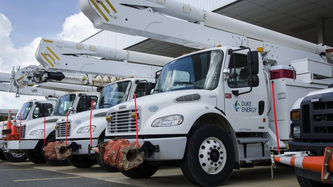 Duke Energy ready in the Carolinas as Irma continues path north