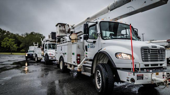 Duke Energy Florida proyecta que puede haber más de 1 millón de cortes de suministro eléctrico debido al huracán Irma que se acerca