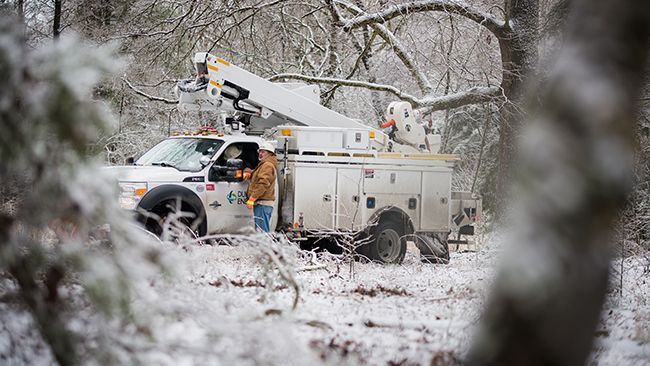 Duke Energy Indiana customers set a new all-time winter peak record for energy use