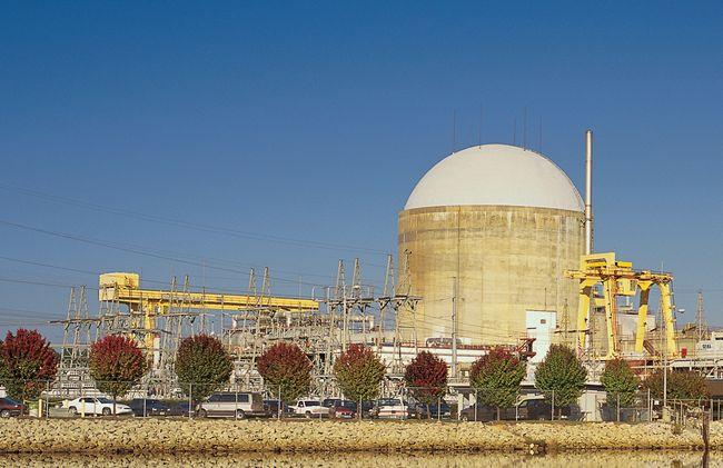 Robinson Nuclear Plant