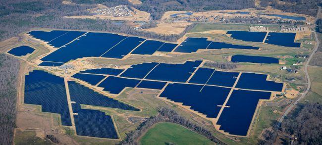 Monroe Solar Facility