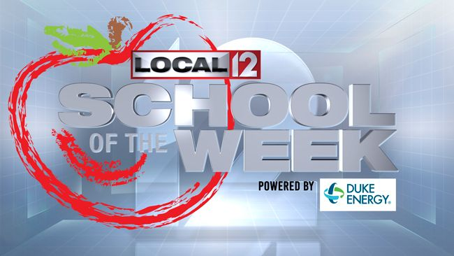 Duke Energy and Local 12 WKRC-TV announce School of the Week partnership
