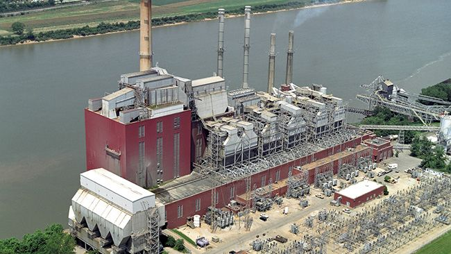 Duke Energy and 2 joint owners announce sale of the retired Walter C. Beckjord coal-fired power plant in New Richmond, Ohio