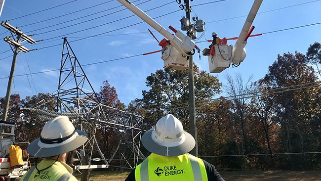 Duke Energy partners with S.C. Technical College System to expand lineworker training with $1 million grant
