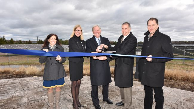 Duke Energy Renewables and Invenergy host ribbon-cutting ceremony for Shoreham Solar Commons project on Long Island
