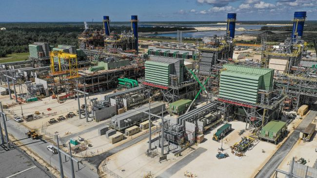 All fired up! Duke Energy's new $1.5 billion natural gas power plant opens to serve 1.8 million Floridians