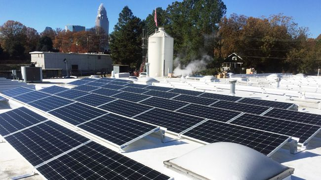 Duke Energy's solar rebates power private solar system growth in North Carolina