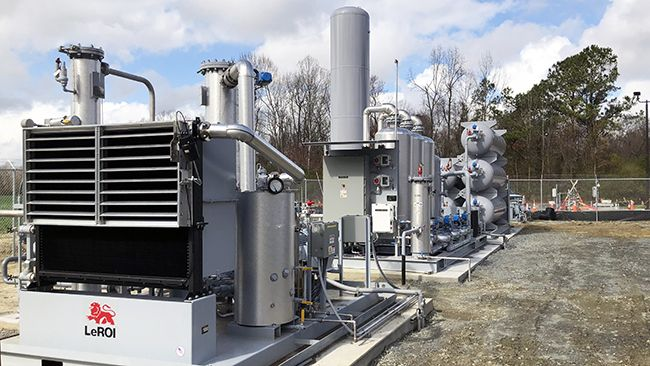 Duke Energy using North Carolina-based renewable natural gas in first-of-its-kind project