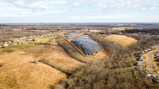 Crittenden Aerial Photo 3