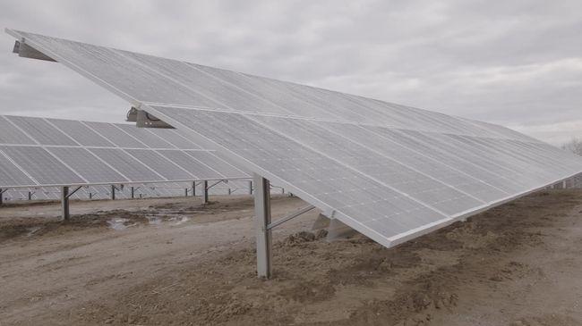 B-roll: Walton (Ky.) Solar