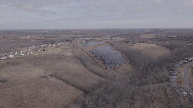 B-roll: Crittenden (Ky.) Solar