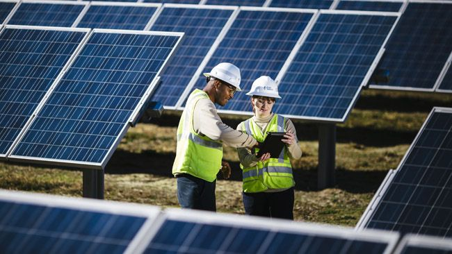 Duke Energy's renewable energy portfolio grew almost 20 percent in 2017, according to new report