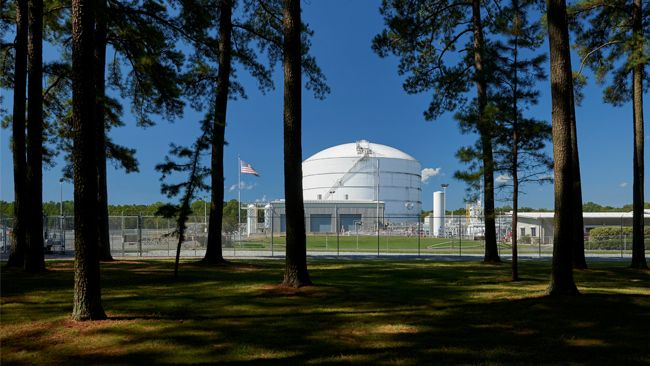 Piedmont Natural Gas to build new liquefied natural gas facility in North Carolina