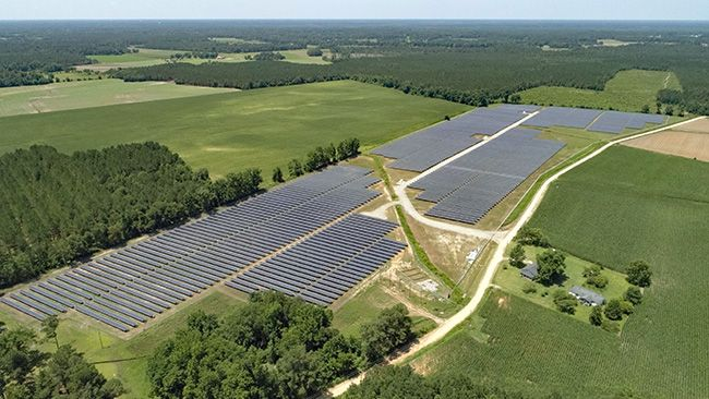 Duke Energy Progress program will provide new choice for solar energy for South Carolina customers