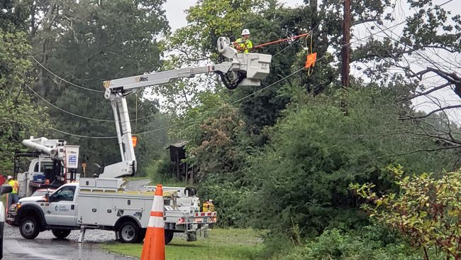 Duke Energy continues to restore power across Carolinas; 830,000 back online already