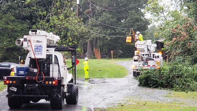 Duke Energy has restored power to more than 1 million customers out of 1.4 million total outages in wake of Florence