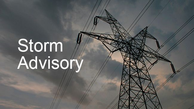 Duke Energy preparing for high winds in Carolinas on Sunday and Monday; company encourages customers to prepare as well
