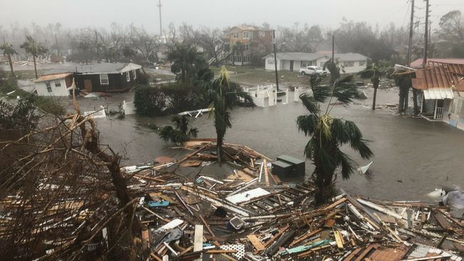 Duke Energy Florida restores more than 75,000 customer outages in the Panhandle following Hurricane Michael rebuilding efforts continue