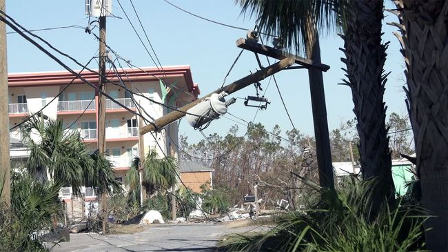 Power restoration to Duke Energy's Florida customers continues after Hurricane Michael; company provides updated information