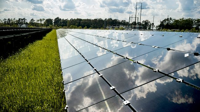 Duke Energy announces plans for new renewable energy program in South Carolina