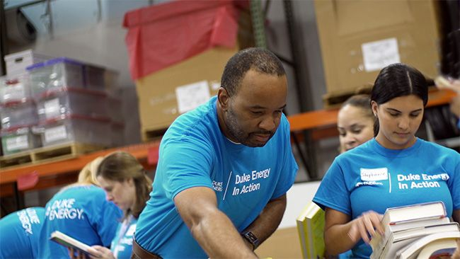 Duke Energy energized Florida communities with more than $3 million in grants, 20,000 volunteer hours in 2018