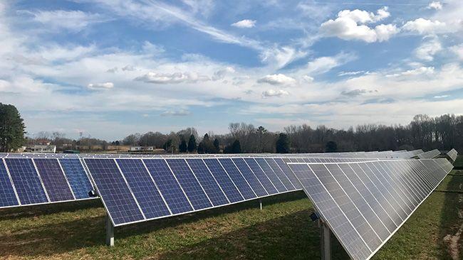 Duke Energy Carolinas program will provide South Carolina customers a new choice for solar energy