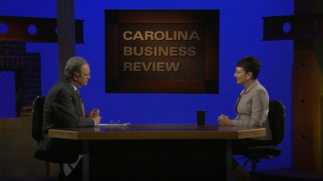 CEO Lynn Good Executive Profile on PBS Carolina Business Review