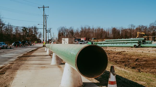 Ohio Power Siting Board gives Duke Energy Ohio's Central Corridor natural gas pipeline a green light