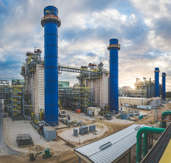 Citrus Combined Cycle Station 3