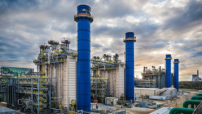 Duke Energy 'flips the switch' at ceremonial grand opening of new Citrus Combined Cycle Station in Florida