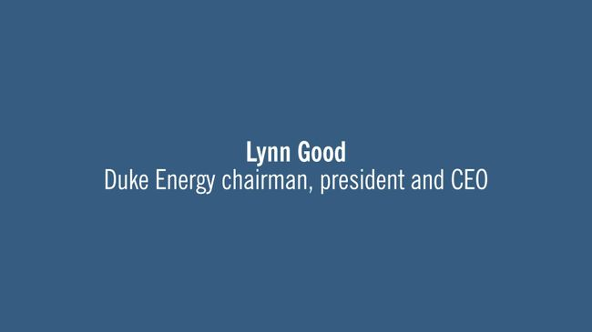 Citrus Combined Cycle Station Grand Opening - Lynn Good
