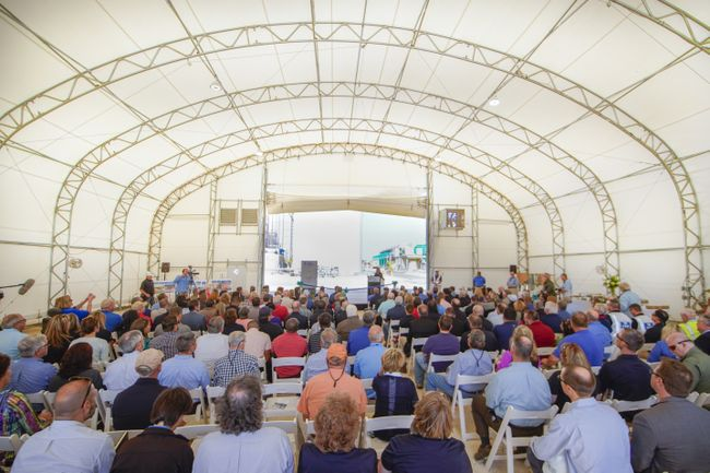 Citrus Combined Cycle Station Grand Opening - Audience