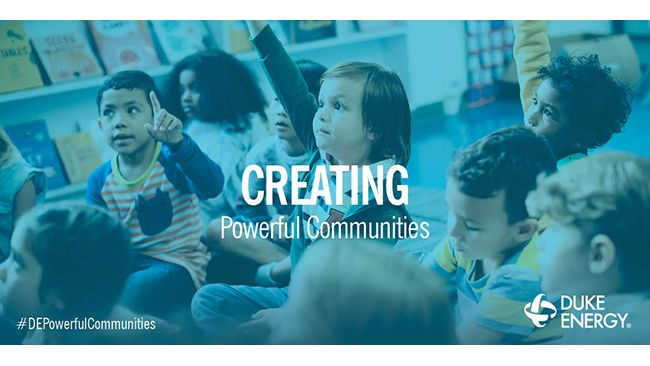 Duke Energy awards $3.2 million to innovative education programs as part of its Powerful Communities grant program