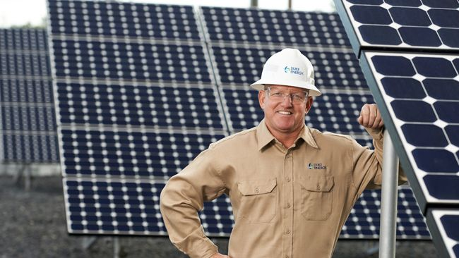 Duke Energy Progress continues to be a shining star for solar power
