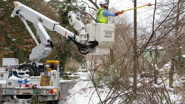 Duke Energy earns EEI Emergency Recovery Award for Winter Storm Diego power restoration efforts