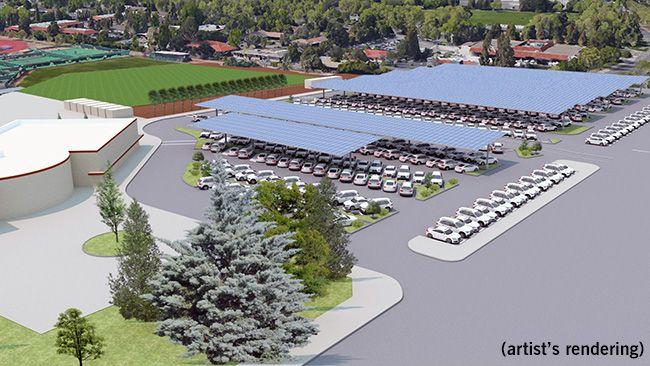 REC Solar saves California school district millions through innovative solar energy solutions