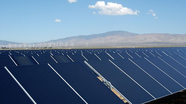 Duke Energy Renewables' largest solar project now online in California