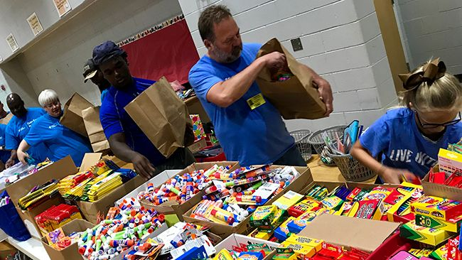 Duke Energy invests nearly $200,000 in small grants to schools across South Carolina for much-needed supplies