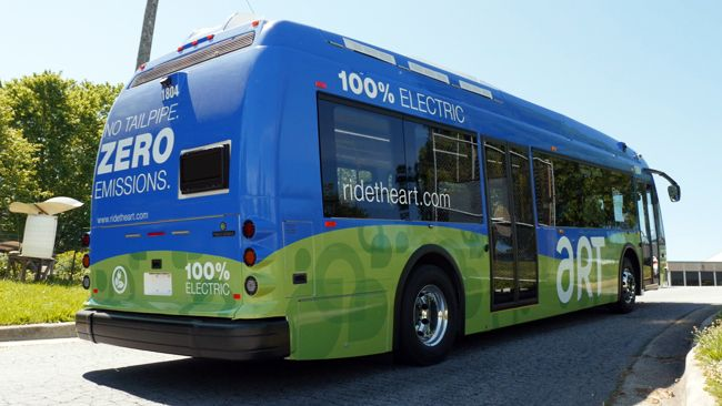 Transit bus charging in Asheville gets $200,000 boost from Duke Energy