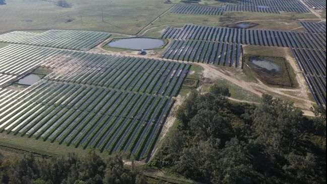 Duke Energy Florida announces 2 new solar power plants, 2 others completed