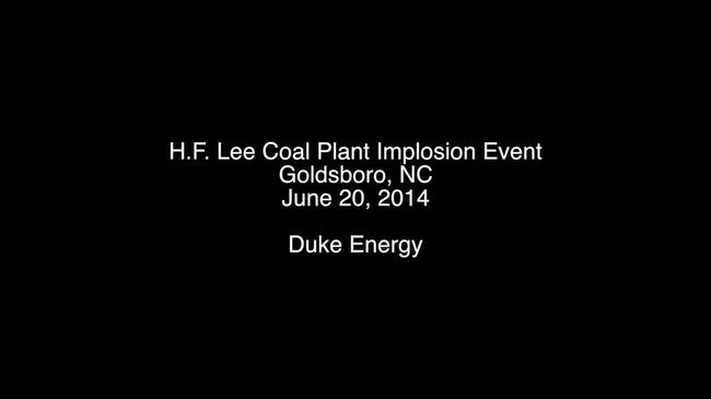 H.F. Lee Implosion - Jun. 20 2014