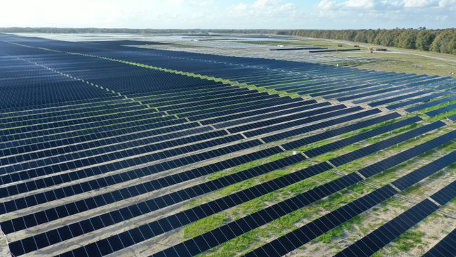 Duke Energy Florida announces installation of one-millionth solar panel in state