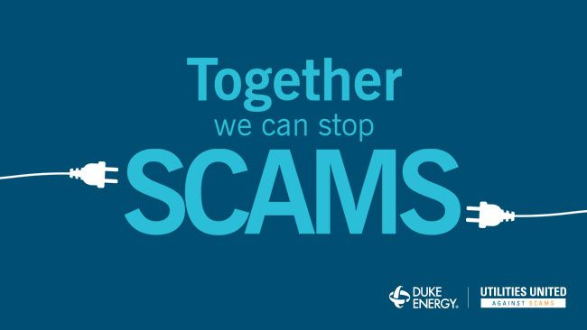 Duke Energy joins utilities across the continent to protect customers from scams