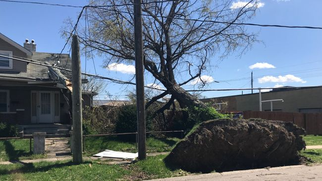 Duke Energy has restored power to nearly 245,000 Ohio and Kentucky customers following storms