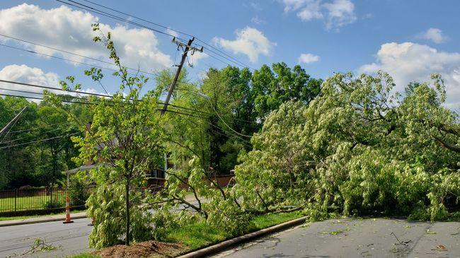 Duke Energy crews restore power across Carolinas following major storm